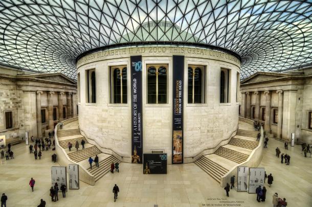 O guardião do Museu Britânico - Notícias - Ciência